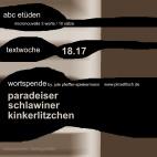 lz abc.etueden schreibeinladung 3 pinselfisch 18.17 | 365tageasatzaday