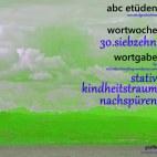 lz abc.etueden schreibeinladung 3 visitenkartemyblog 30.17 | 365tageasatzaday