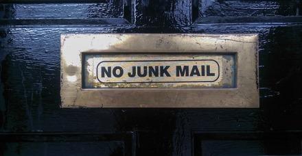 No spam please | 365tageasatzaday