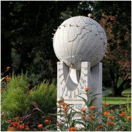 Sonnenuhr Arboretum | 365tageasatzaday